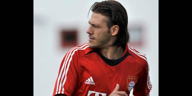 Demichelis, vexé d'être remplaçant, refuse de jouer contre Wolfsburg