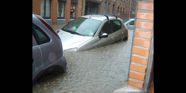 """Inondations à Gembloux : """"L'assurance ne paiera pas tout"""""""