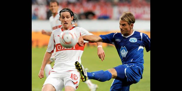 Hoffenheim se renforce après le départ d'Eduardo