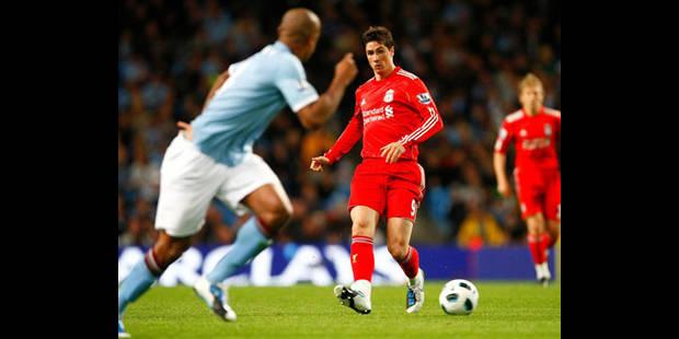 Manchester City écrase Liverpool 3-0