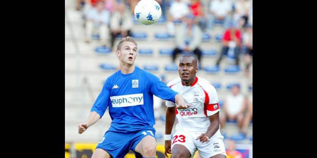 Kevin Vandenbergh quitte le FC Utrecht pour Eupen