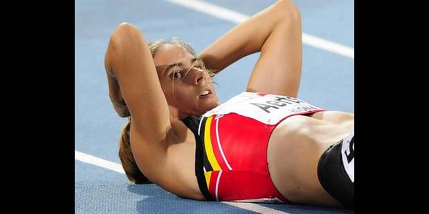 "Euro - Sara Aerts, 12e de l'heptathlon: ""J'en avais besoin"" - La DH"