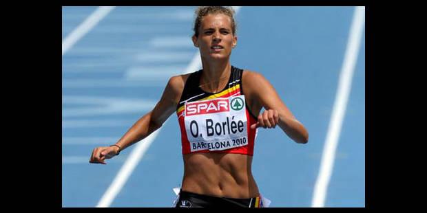 Olivia Borlée éliminée en demi-finales du 200m - La DH