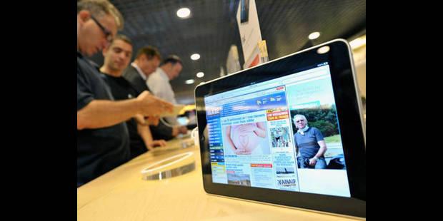 Les tablettes, urgence numéro un chez Microsoft - La DH