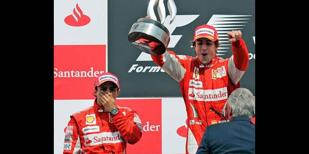 F1: Interdisez les mensonges plutôt que les consignes - La DH
