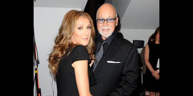 Céline enregistre un duo avec Michel Sardou - La DH