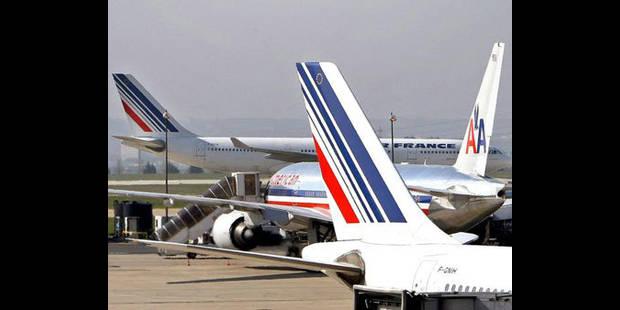 Retour à la normale dans le ciel français après la grève - La DH