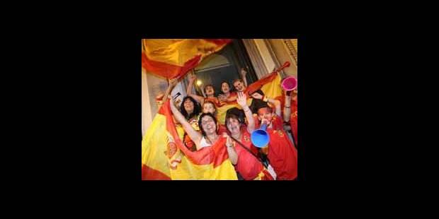 """""""Champions du monde"""", la presse espagnole euphorique - La DH"""