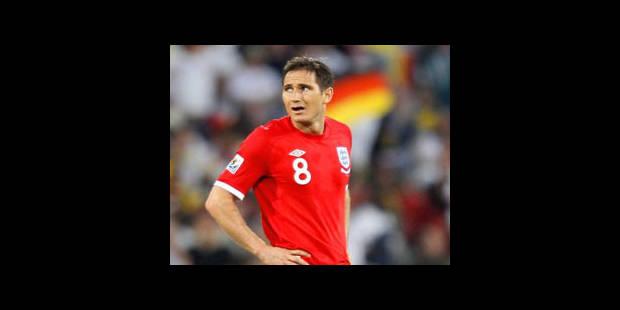 Franck Lampard veut continuer à 32 ans