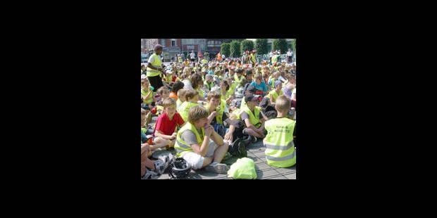 600 enfants ont le brevet vélo - La DH