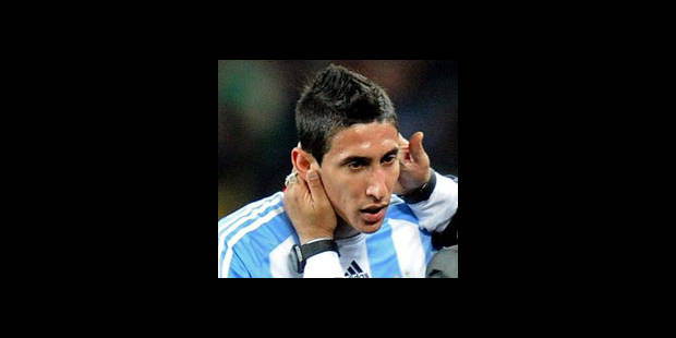 Angel Di Maria signe au Real Madrid