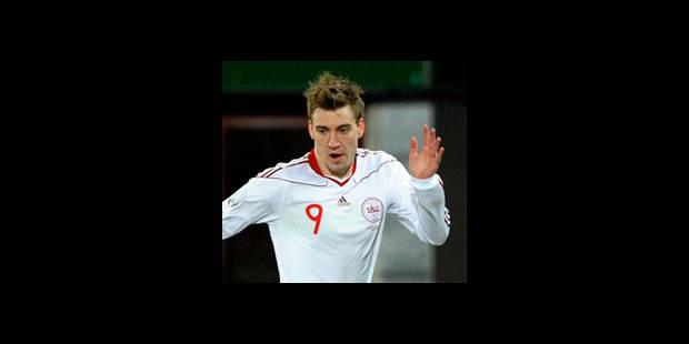 Danemark : Bendtner finalement aligné