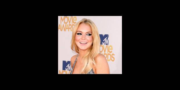Lindsay Lohan échappe à une arrestation embarrassante