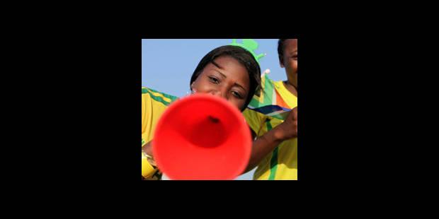 Faut-il interdire les vuvuzelas?