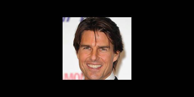 Tom Cruise en slip!