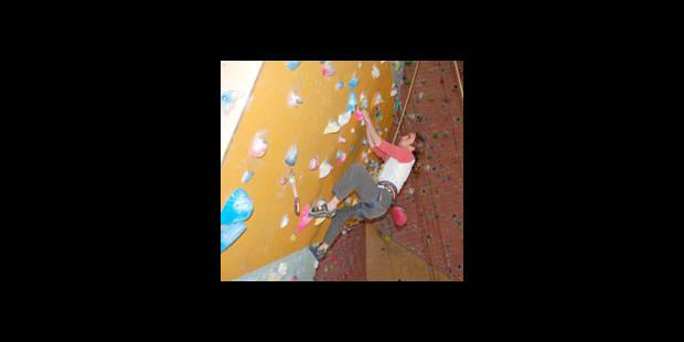 Du neuf pour les grimpeurs