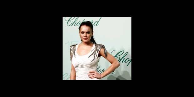 Mandat d'arrêt contre Lindsay Lohan !