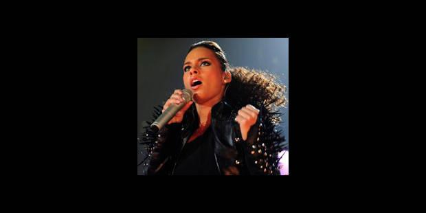Alicia Keys enceinte - La DH