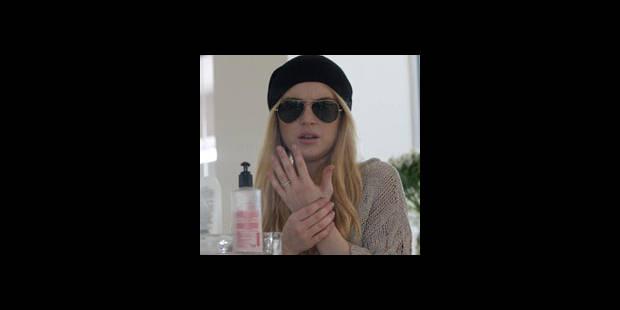 Lindsay Lohan veut un logo Chanel sur son bracelet anti-alcool - La DH