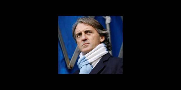 Mancini: s'il n'est pas content, Tevez peut partir - La DH