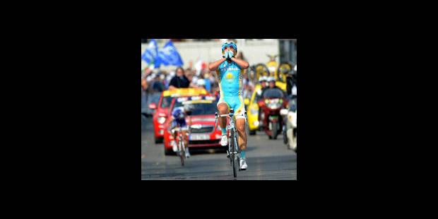 Vinokourov vainqueur, qui s'en réjouit ?