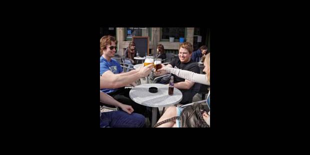 Deux jeunes sur trois boivent - La DH