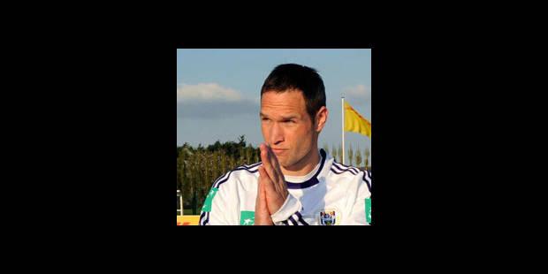 Jan Polak a fait son retour lors d'un match amical mercredi - La DH