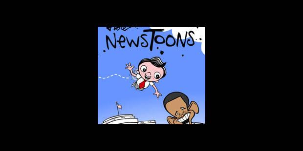 Un prix Pulitzer ressuscite une application boud�e par Apple : NewsToons