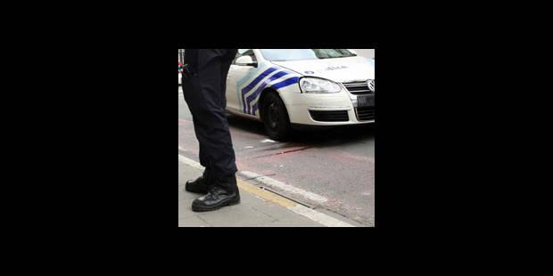 Vaste opération de police à Bruxelles: 22 personnes arrêtées - La DH