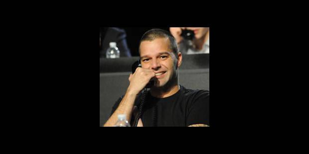 Ricky Martin annonce son homosexualité sur son site internet - La DH