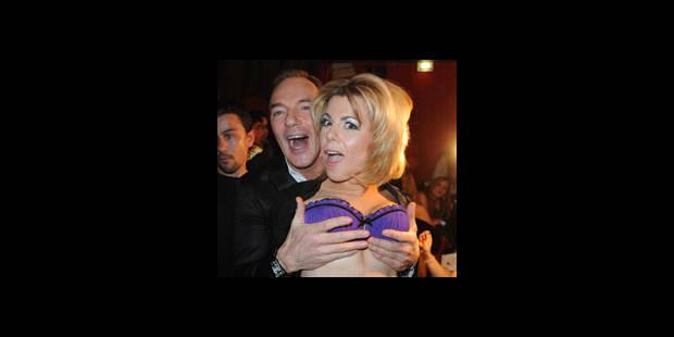 La sextape de Jonathan et Cindy ! - La DH