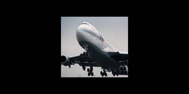 Zaventem: les vols de nuit ont diminu� de moiti� en trois ans