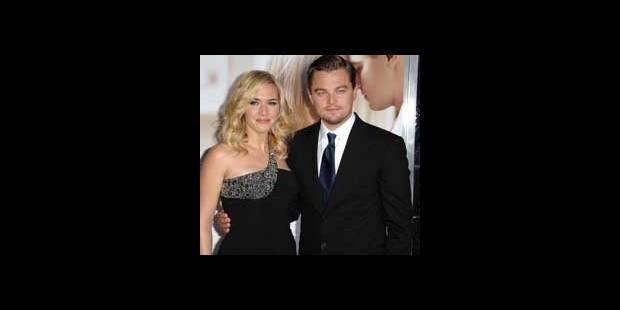 Kate Winslet soutenue par Leo