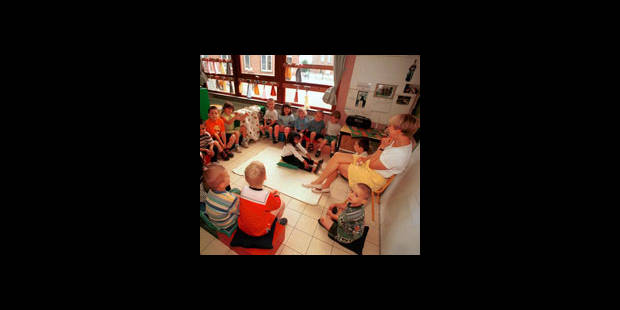 Les petits parleront mieux à Etterbeek