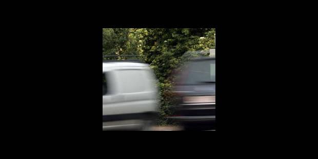 Nouveaux radars mobiles en Wallonie: déjà 735 voitures flashées - La DH