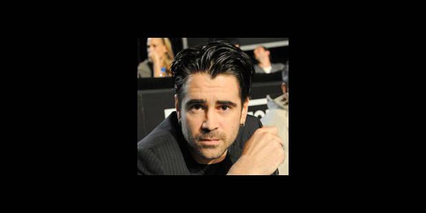 Colin Farrell, un abstinent heureux