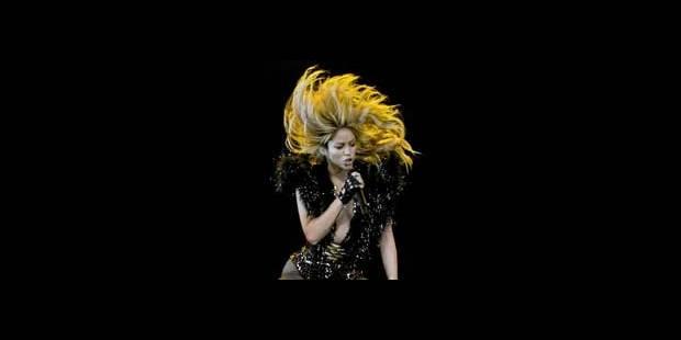 Obama reçoit la chanteuse Shakira à la Maison Blanche - La DH