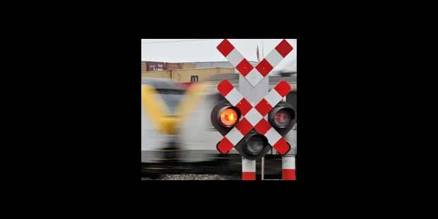 Un accident de trains évité de justesse vendredi