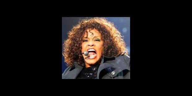 Quand Whitney Houston s'énerve! - La DH