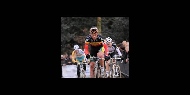 Trophée GvA - Lille : Nys bat au sprint Stybar