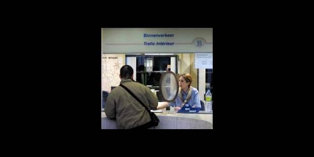 Les écochèques bienvenus à la SNCB (SONDAGE) - La DH