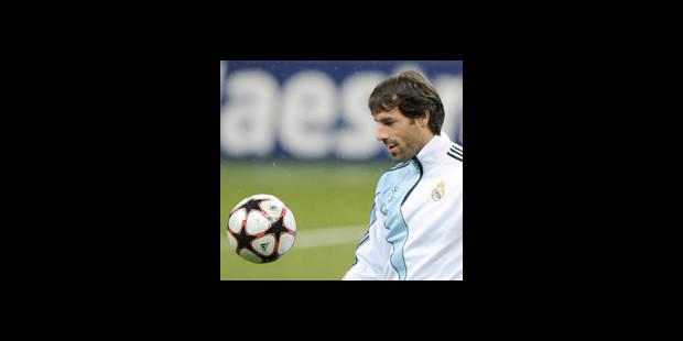 Van Nistelrooy  à Hambourg! - La DH