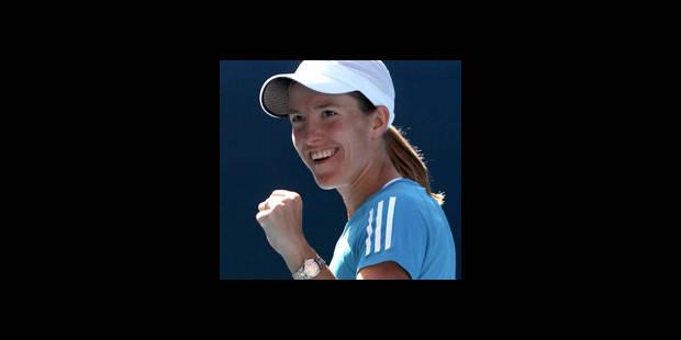 """Justine Henin: """"aller au bout du défi"""" - La DH"""