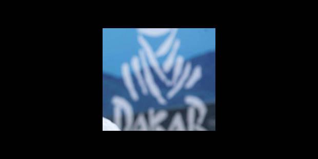 Paris-Dakar: 5 jours dans l'Atacama