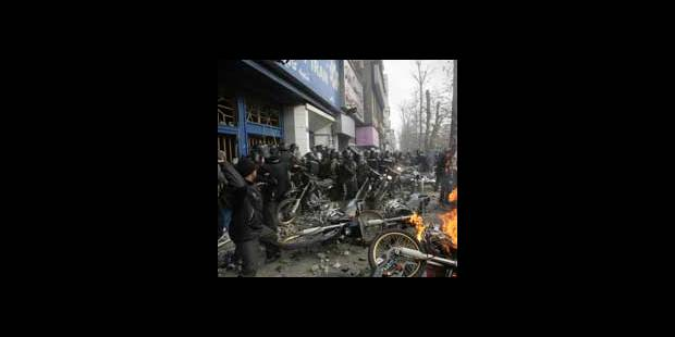 La répression s'accentue en Iran - La DH