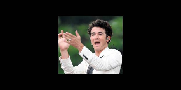 Un des trois Jonas Brothers s'est marié - La DH