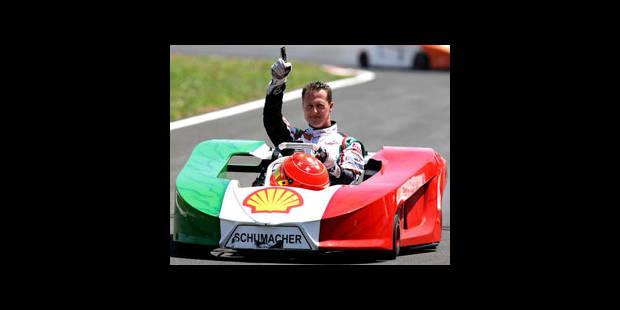 Michael Schumacher fait son retour en F1 : c'est officiel ! - La DH