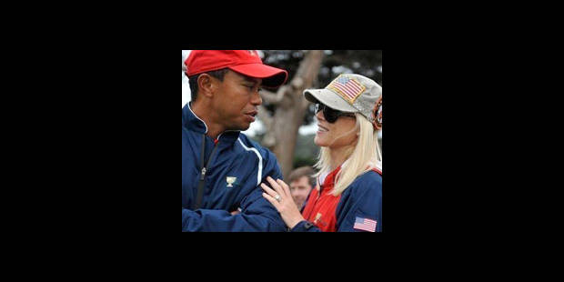 La cote de popularité de Tiger Woods en chute libre - La DH