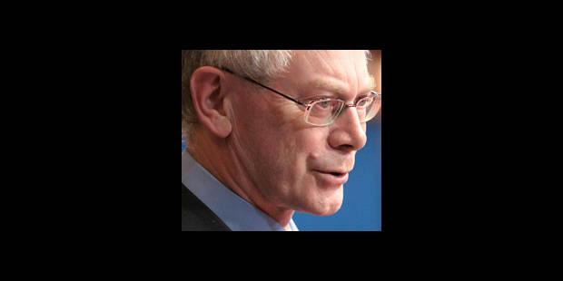 Van Rompuy honoré par l'UCL