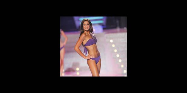 Miss France  n'a pas posé nue !